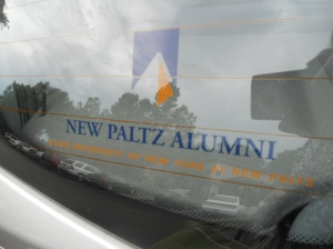 Proud Alumni of SUNY New Paltz (AKA NPU)