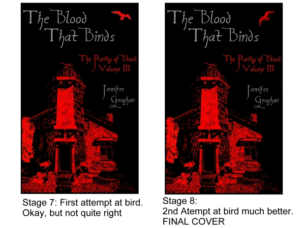 The Blood That Binds: The Purity of Blood Vol III