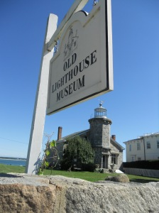 The Old Lighthouse Museum, Stonington, CT