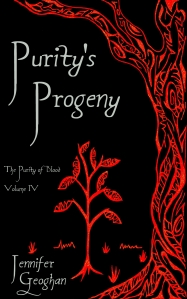 Purity's Progeny The Purity of Blood Vol IV by Jennifer Geoghan