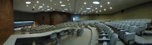 Lecture Hall at SUNY New Paltz