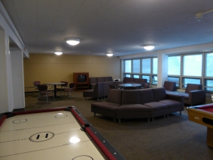 2nd Floor Capen Hall