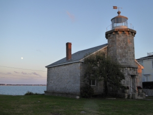 Stonington CT: The Old Lighthouse Museum