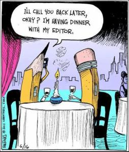 Pencil-Editor-Writer