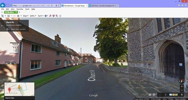 Mendlesham England
