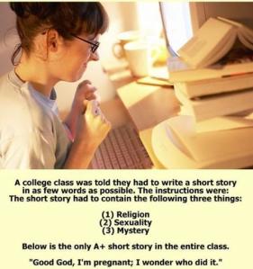 Shortest College Paper