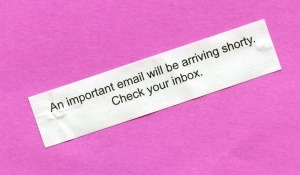 Fortune - Important Email coming
