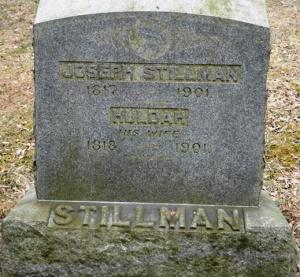 Stillman - Huldah Potter Stillman