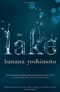 The Lake, by Banana Yoshimoto