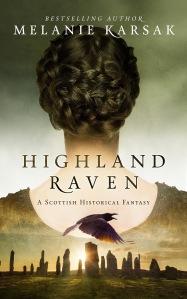 Highland Raven by Melanie Karsak