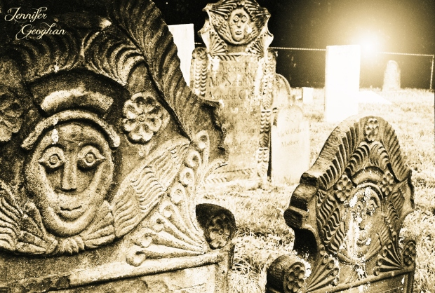 Palisado Cemetery, Windsor, CT as photographed by Jennifer Geoghan