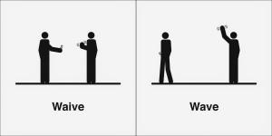waive wave