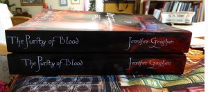 Second Book Spine