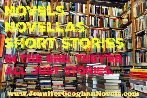 Novels Novellas Short Stories